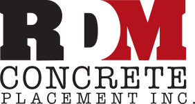 RDM Concrete Placement, Inc.